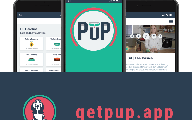 PUP previews at Petcare Innovation Summit